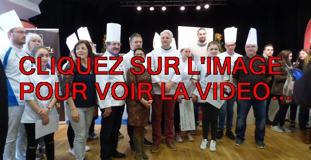 2 VIDEOS ET 80 PHOTOS /  / LE SALON DU CHOCOLAT A NUITS-SAINT-GEORGES LE DIMANCHE 10 MARS 2019…