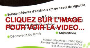 DIMANCHE 26 MAI 2019 LA VIDEO POUR LA PATARATE GOURMANDE A MARSANNAY-LA-COTE...