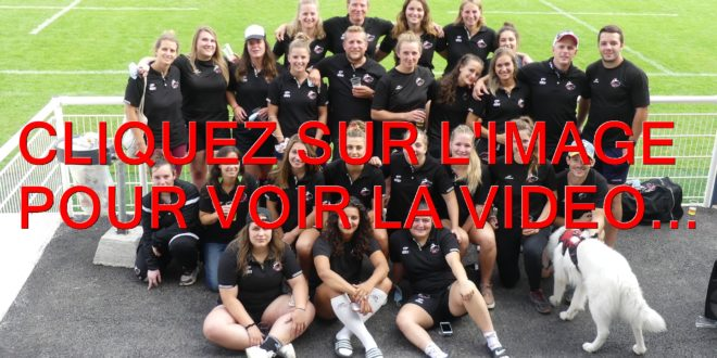 2020 – 01 VIDEO ET 107 PHOTOS / 20 SEPTEMBRE 2020 LE RFDB LES GAZELLES DE DIJON CONTRE ESBB BRUGES BLANQUEFORT RUGBY FEMININ…