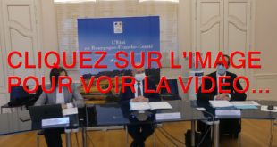 2020 / LA VIDEO DU POINT PRESSE LE VENDREDI 11 DECEMBRE 2020 A LA PREFECTURE AVEC LA SITUATION COVID 19 DANS LA REGION ET L'INTERDICTION DE MANIFESTER...