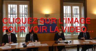 2021 / 13 POINTS DONT LA VACCINATION / COVID 19 / LE PLAN DE RELANCE / LES NOMINATIONS / LE RECRUTEMENT DE SAPEURS-POMPIERS / LE TRAFIC ET AUTRES...