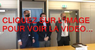 2021 / 01 VIDEO ET 20 PHOTOS / SIGNATURE DU PROTOCOLE ENTRE LE TRIBUNAL JUDICIAIRE ET L'ASSOCIATION DES MAIRES DE COTE D'OR...