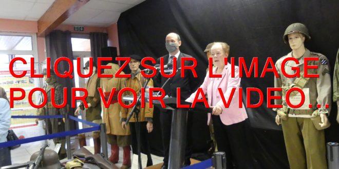 2021 / 01 VIDÉO ET 115 PHOTOS / DMA / JOELLE CORNU NOUS PRESENTE L'EXPOSITION CONCERNANT LE MARECHAL JEAN DE LATTRE DE TASSIGNY...