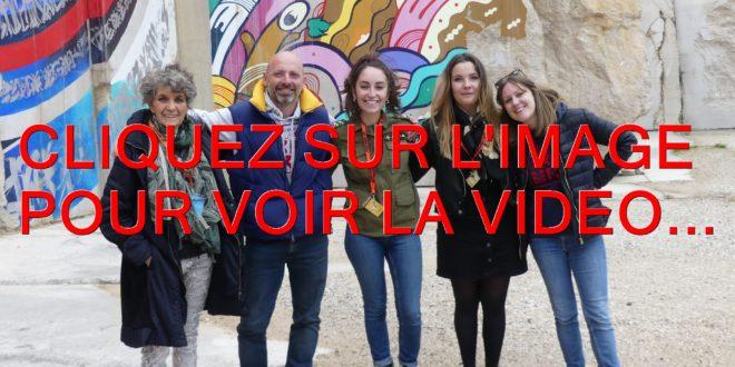2021 / 01 VIDEO ET 18 PHOTOS / PRESENTATION DES BENEVOLES ET PERSONNELS DE LA KARRIERE DE VILLARS-FONTAINE AVEC ELEFANTU LA FANFARE JAZZ NEW ORLEANS...