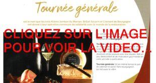 2021 / 01 VIDÉO / CHLOÉ DE L'ÉQUIPE DE DOMINIQUE BRUILLOT NOUS PRÉSENTE « TOURNÉE GÉNÉRALE»…TOUT UN PROGRAMME RIEN QUE DANS LE NOM...