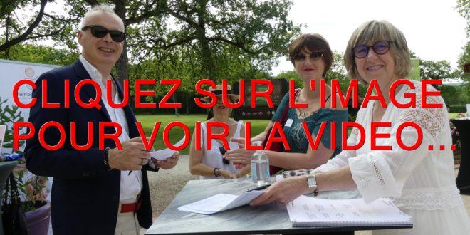 2021 / 01 VIDÉO ET 93 PHOTOS / LE CLUB «LES PARCS DE LA TOISON D'OR» SE RETROUVE AU GOLF DE NORGES POUR UNE SOIREE FESTIVE...
