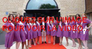 2021 / 02 VIDÉOS ET 110 PHOTOS / PRESENTATION DES 14 CANDIDATES POUR LA 30EME EDITION DE L'ELECTION DE MISS BOURGOGNE LE 26 SEPTEMBRE 2021...