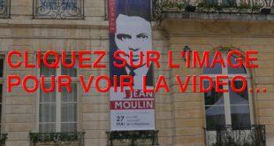 2021 / 01 VIDEO ET 45 PHOTOS / INAUGURATION DE LA COUR JEAN MOULIN A LA PREFECTURE DE LA REGION BOURGOGNE-FRANCHE-COMTE, PREFECTURE DE LA COTE-D'OR LORS DE CETTE JOURNEE NATIONALE DE LA RESISTANCE...
