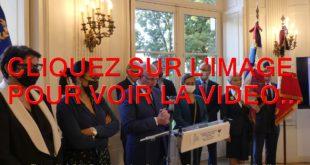 2021 / 01 VIDÉO ET 38 PHOTOS / CENTENAIRE DE LA SOCIETE DES MEMBRES DE LA LEGION D'HONNEUR...100 ANS AU COEUR DE LA NATION – SECTION DE LA COTE D'OR...