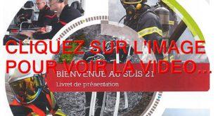 2021 / INSTALLATION DU NOUVEAU CONSEIL D'ADMINISTRATION DU SERVICE DEPARTEMENTAL D'INCENDIE ET DE SECOURS DE LA CÔTE-D'OR (SDIS 21)....AVEC HUBERT POULLOT...