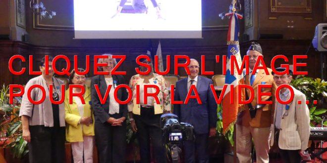 2021 / 01 VIDÉO ET 79 PHOTOS / CEREMONIE DE REMISE DE L'ORDRE NATIONAL DU MERITE A CARINE MONTRESOR...